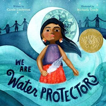 Hardcover We Are Water Protectors Book