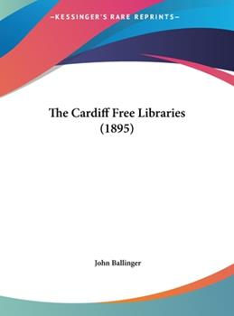 Hardcover The Cardiff Free Libraries Book