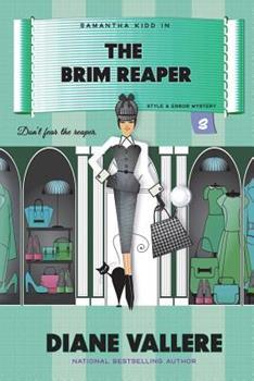The Brim Reaper: A Samantha Kidd Mystery - Book #3 of the Samantha Kidd Mystery