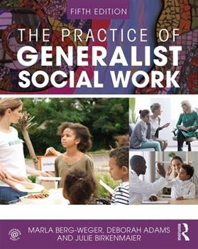 The Practice of Generalist Social Work 0367354314 Book Cover