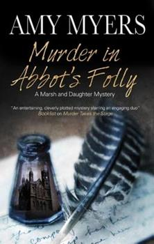 Hardcover Murder in Abbot's Folly Book