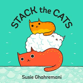 Hardcover Stack the Cats Book