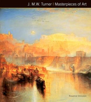 J.M.W. Turner - Book  of the Masterpieces of Art
