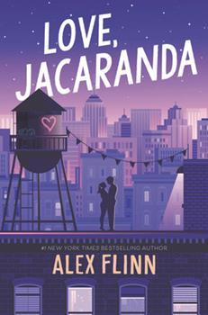 Love, Jacaranda 0062447866 Book Cover