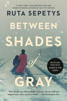 Between Shades of Gray 0399254129 Book Cover