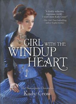 The Girl with the Windup Heart 0373211449 Book Cover