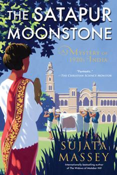 The Satapur Moonstone 1641291311 Book Cover