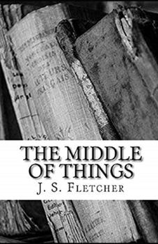 Paperback The Middle of Things Illustrated Book
