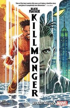 Paperback Black Panther: Killmonger - By Any Means Book