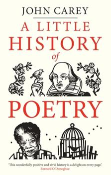 A Little History of Poetry 0300255039 Book Cover