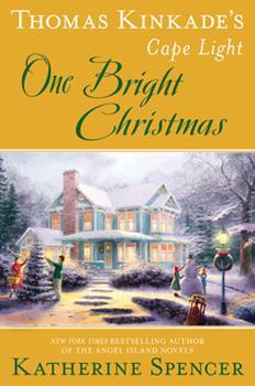 Hardcover Thomas Kinkade's Cape Light: One Bright Christmas Book