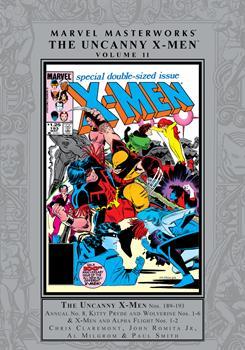 Marvel Masterworks: The Uncanny X-Men, Vol. 11 - Book #270 of the Marvel Masterworks