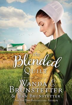 Paperback The Blended Quilt Book