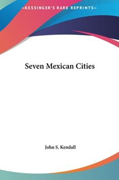 Hardcover Seven Mexican Cities Book