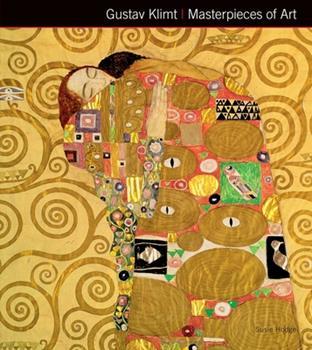 Hardcover Gustav Klimt Masterpieces of Art Book