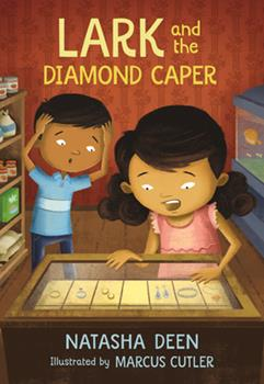 Lark and the Diamond Caper - Book  of the Orca Echoes