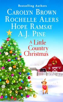 Mass Market Paperback A Little Country Christmas Book
