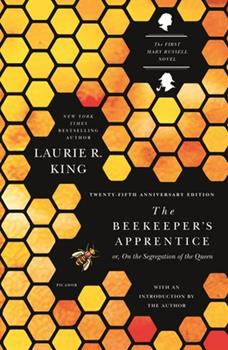 The Beekeeper's Apprentice 0312427360 Book Cover