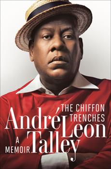 Hardcover The Chiffon Trenches : A Memoir Book