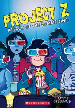 The Attack of the Zombie Zing 1338306006 Book Cover