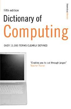 Dictionary of Computing 1904970001 Book Cover