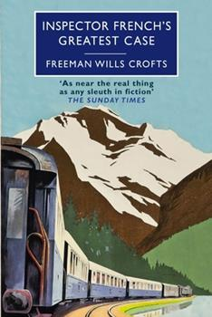 Inspector French's Greatest Case 0140009183 Book Cover