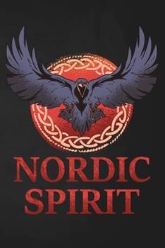 Paperback Wikstroem - Notes : Wikstroem Wikinger Rune Rabe Nordic Spirit - Monatsplaner 15,24 X 22,86 [German] Book