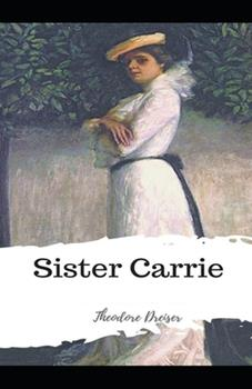 Paperback Sister Carrie Illustrated Book