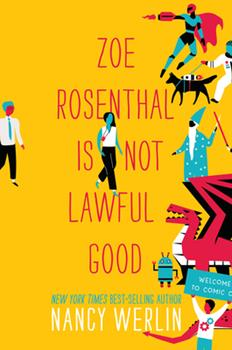 Zoe Rosenthal Is Not Lawful Good 1536214736 Book Cover