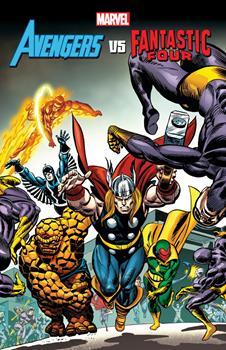 Avengers vs. Fantastic Four - Book #14 of the Avengers 1963-1996 #278-285, Annual