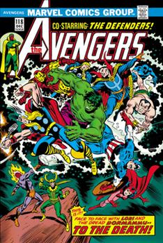 Avengers/Defenders War - Book  of the Avengers 1963-1996 #278-285, Annual