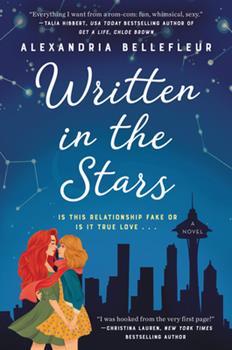 Paperback Written in the Stars : A Novel Book