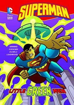 Little Green Men - Book  of the DC Super Heroes: Superman