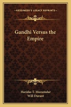 Gandhi Versus the Empire 1162766131 Book Cover