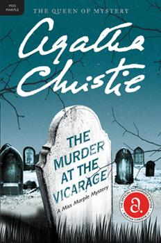 Paperback The Murder at the Vicarage: A Miss Marple Mystery Book