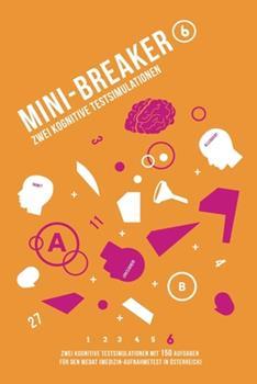 Paperback Mini-Breaker, Band 6: Kognitive Testsimulation [German] Book
