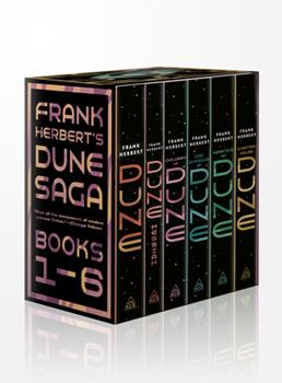 Dune Series: Vol. 1-6 - Book  of the Dune
