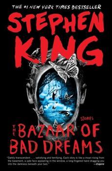 Paperback The Bazaar of Bad Dreams Book