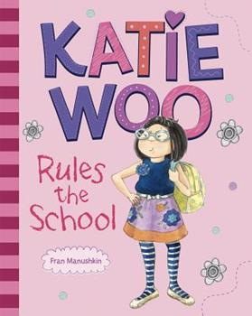 Paperback Katie Woo Rules the School Book
