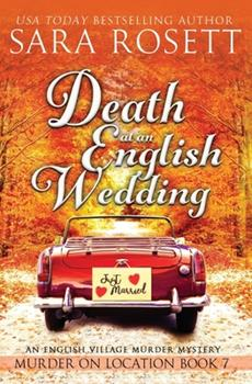 Death at an English Wedding 0998843121 Book Cover