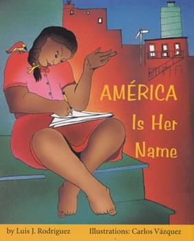 America Is Her Name 1880684403 Book Cover