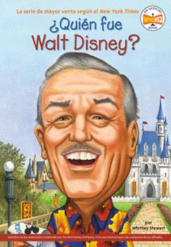 Who Was Walt Disney? (Who Was...?) - Book  of the Who Was/Is...?