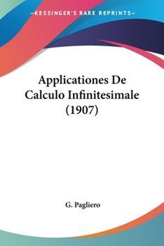 Paperback Applicationes de Calculo Infinitesimale Book