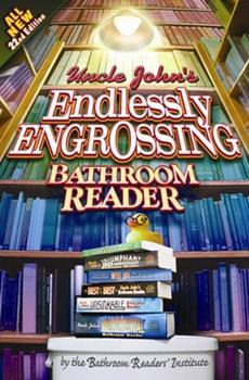 Paperback Uncle John's Endlessly Engrossing Bathroom Reader Book