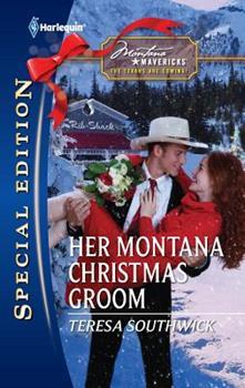 Mass Market Paperback Her Montana Christmas Groom Book