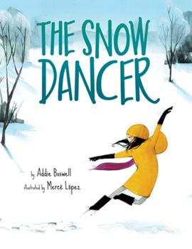 Hardcover The Snow Dancer Book