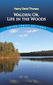 Paperback Walden, Or, Life in the Woods Book