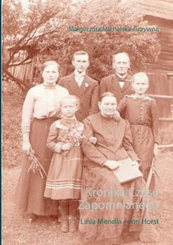 Paperback Kronika Czasu Zapomnianego: Linia Mendla / von Horst [Polish] Book