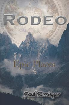 Paperback Rodeo: Epic Places Book