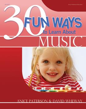 Paperback 30 Fun Ways to Learn about Music Book